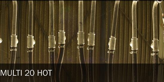 MULTI 20 HOT (Voda/vazduh)