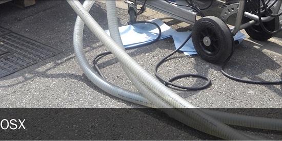 OSX PVC (Usisavanje/Ispuštanje)
