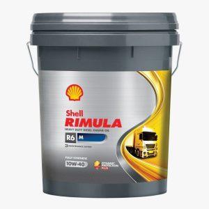 SHELL RIMULA R6 M 10W40 (MOTORNO ULJE)
