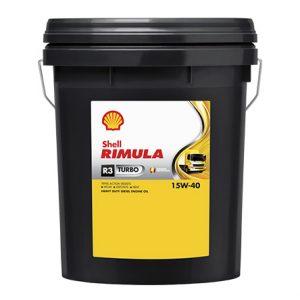 SHELL RIMULA R3 TURBO 15W40 (MOTORNO ULJE)