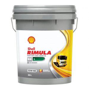 SHELL RIMULA R4 L 15W40 (MOTORNO ULJE)