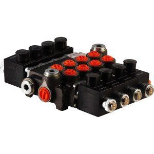 Z50 monoblok-elektro upravljan
