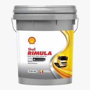SHELL RIMULA R4 X 15W40 (MOTORNO ULJE)